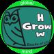 george m grow, global mind, kattia watson